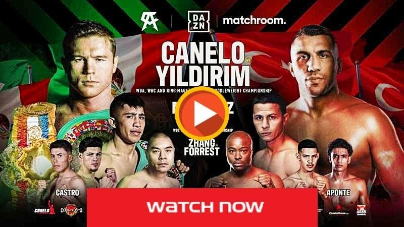 Although Canelo's fight future is unclear, Alvarez has his sights set on Turkish fighter Avni Yildirim. Watch the Reddit live stream now.