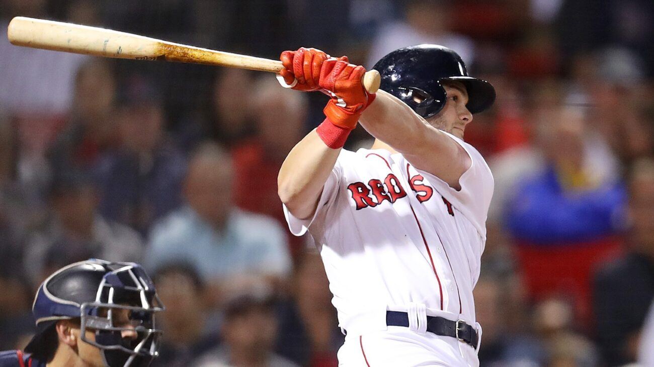 Andrew Benintendi has been traded to the Kansas City Royals. Take a look at what this trade means for the Boston Red Sox this season.