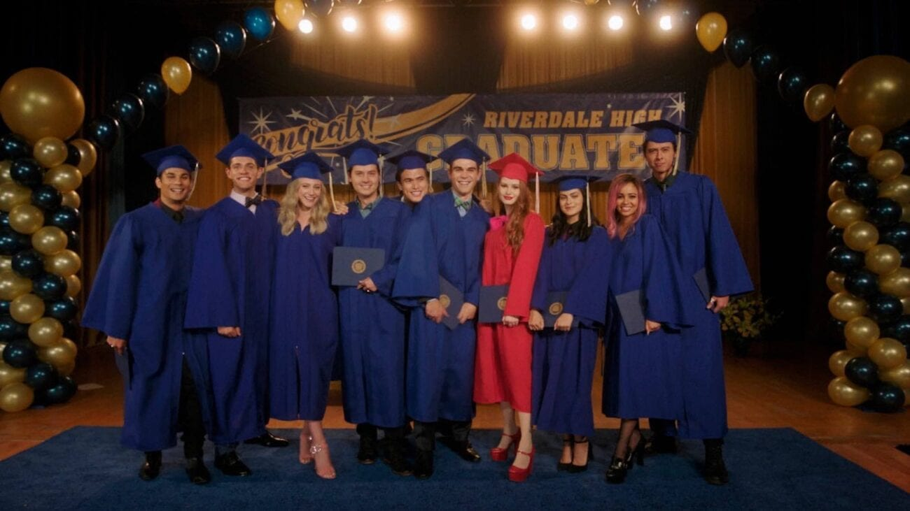 'Riverdale' returns next week with the long awaited time skip. Head into the future by learning where the Core Four ended up with the season 5 jump.