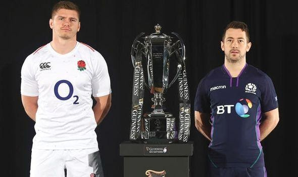 The annual Six Nations rugby competition is coming, and it's bound to be a shocking sight. Check out the entire match using these live streams.