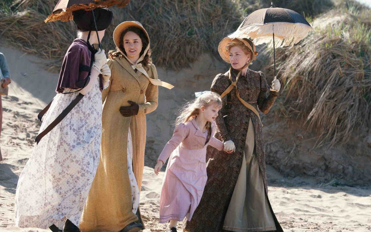 What's the best period drama of all time? Here's why you might want to consider 'Sanditon' the holder of that title.