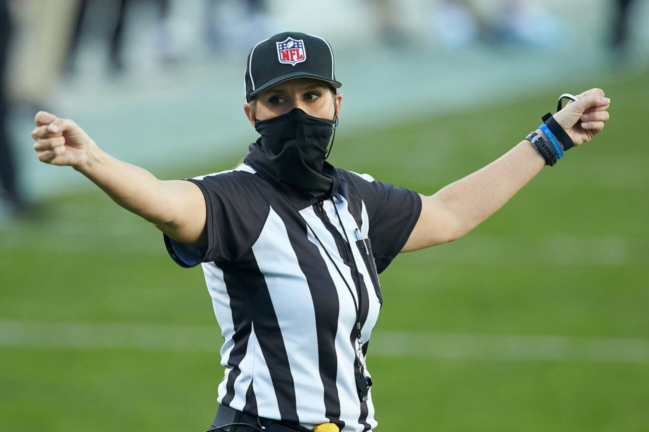 Sarah Thomas officially became the first woman to ever ref a Super Bowl game last Sunday. Get to know all about this legendary referee here.