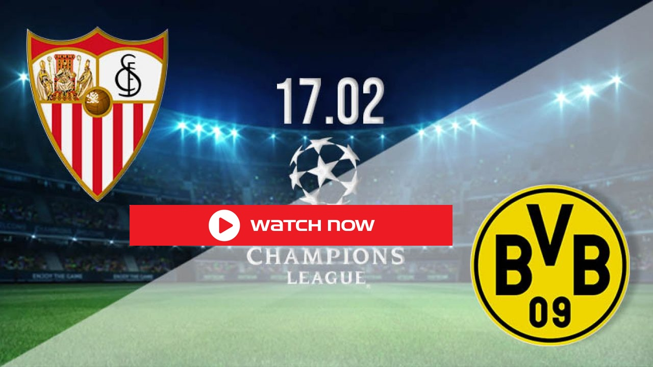 Sevilla is facing Dortmund in the Round of 16 in the 2021 UEFA Champions League. Take a look at the best ways to watch this exciting match.