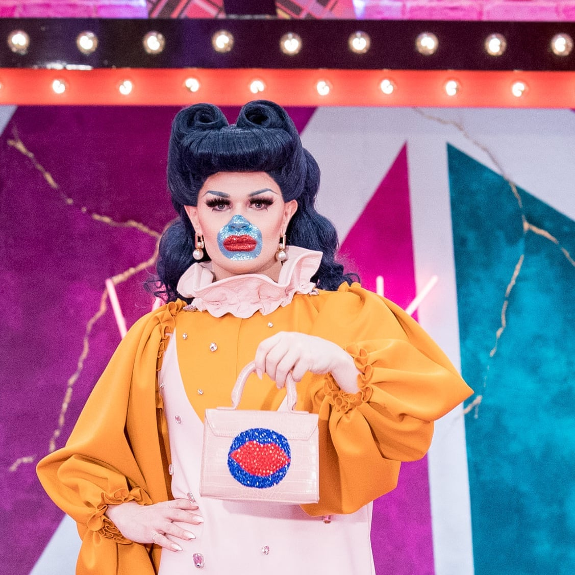 'Drag Race UK' season 2 introduced us to Sister Sister, but not everyone is fond of her. Hear about her experiences with online trolls.