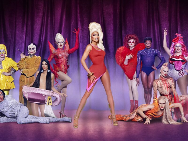 'Drag Race UK' officially has its top five queens. Hear our interview with the queen who just barely missed the cut.