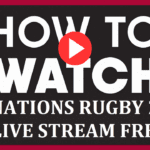 The 2021 Six Nations Rugby competition is beginning this weekend. Check out the best ways to watch all of the matches between the six teams.