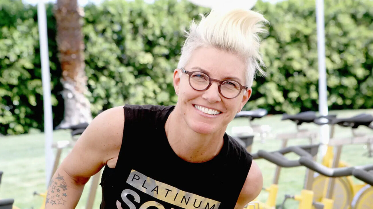 Is SoulCycle NYC caught up in another crazy scandal? Take a look at celebrity instructor Stacey Griffith and her controversial vaccination process.
