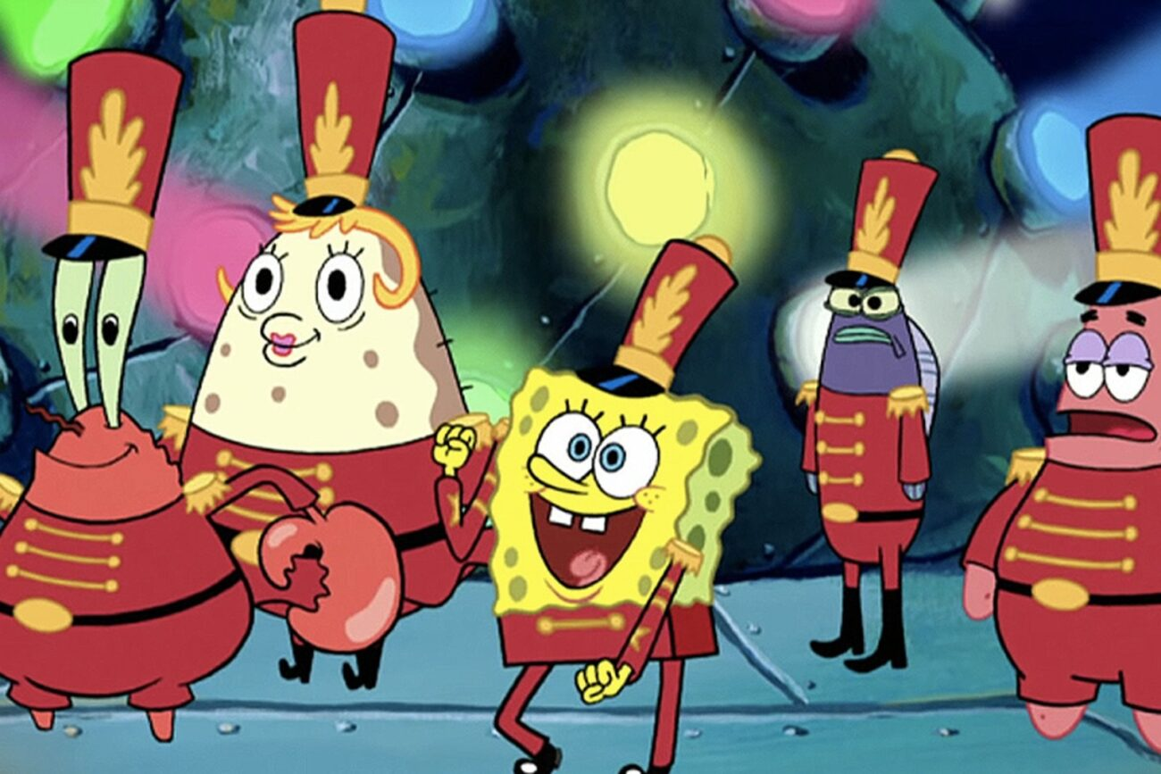 "SpongeBob fans were thrilled with the reference made during a Super Bowl commercial. Hearing the song ""Sweet Victory"" was all they wanted."