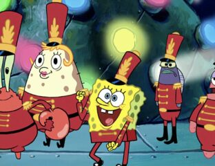 SpongeBob fans were thrilled with the reference made during a Super Bowl commercial. Hearing the song