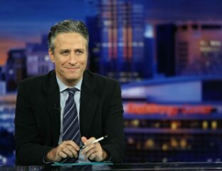 Beware Arby's. Jon Stewart is coming back to the anchor's chair. Hear all about his new show after 'The Daily Show' and its more serious take.