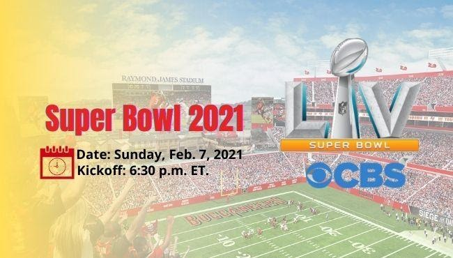 Super Bowl LV (55) will be available live free online on Reddit. Here's how to watch the game online from anywhere in the world.