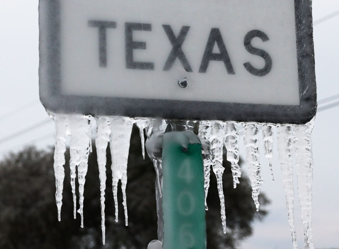 The devastation of Winter Storm Uri left Texas in a complete state of disarray this week. Did the snow storm inflict even more damage?
