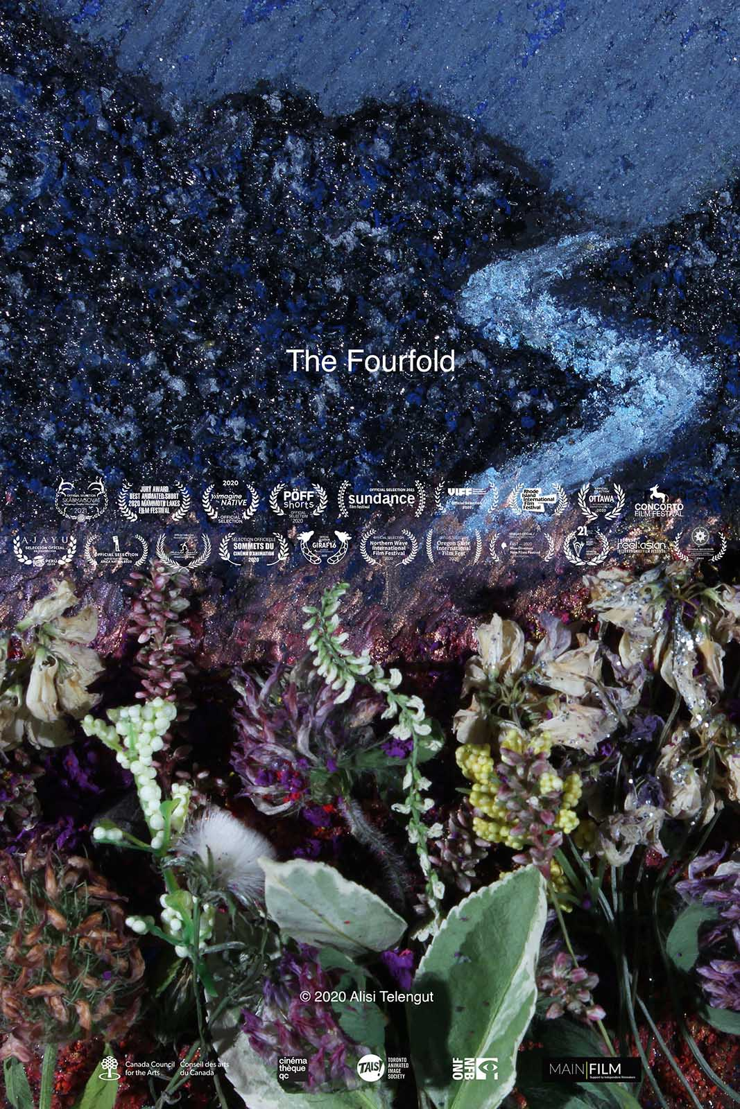 'The Fourfold' is one of the most innovative short film releases in 2021 so far. Hear about the film from the director Alisi Telengut.