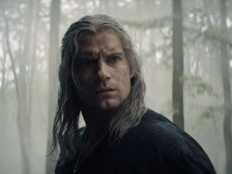 'The Witcher' stars Henry Cavill as the silver-haired protagonist Geralt of Rivia. How much of the show is inspired by the games?