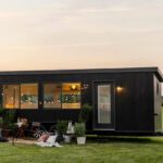 Swedish furniture giant, Ikea is now in the business of designing tiny houses. Take a look inside these sweet little digs.