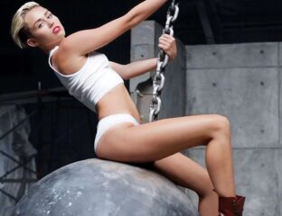 Pop singer Miley Cyrus performed on stage for an in-person audience after a year. Why does