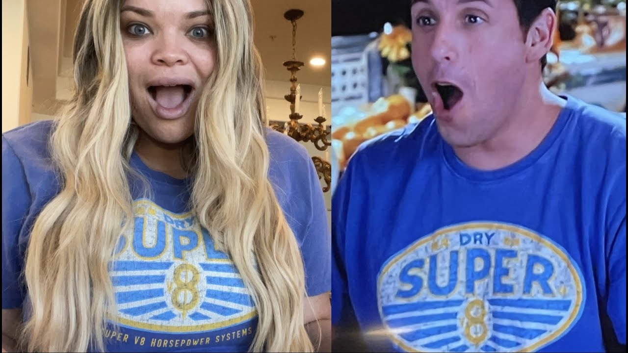 What has Trisha Paytas been up to on TikTok? Is she becoming obsessed with actor Adam Sandler? Let's spill the tea.