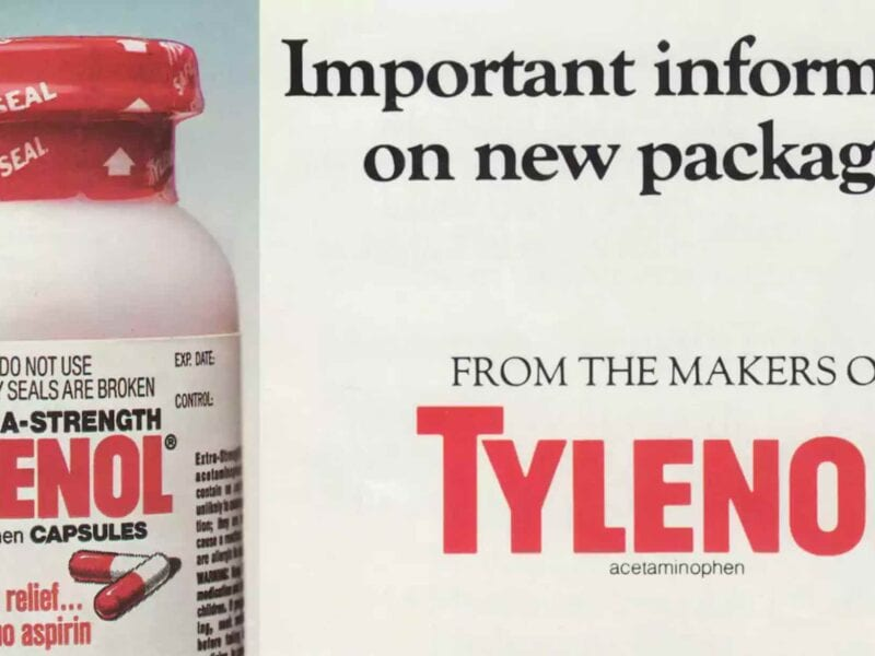 The Chicago Tylenol murders remain one of the great unsolved mysteries of the US. Learn how the medical industry tried to stop future tragedies.