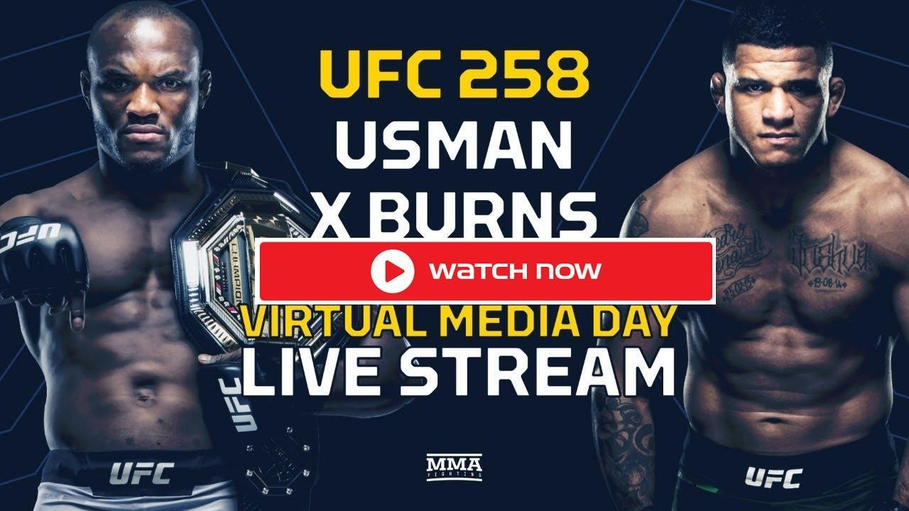 Kamaru Usman is fighting Gilbert Burns in the main event of UFC 258. Take a look at the best ways to stream this epic battle in the octagon.