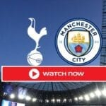 Manchester City is going to face off against Tottenham Hotspur. Find out how to live stream the game here.