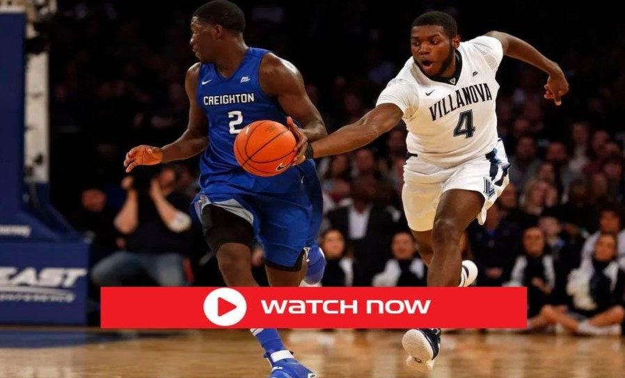 Villanova is gearing up to face Creighton on the court. Learn how to live stream the basketball game online for free.