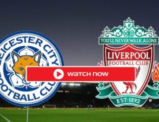 Leicester City is going to face off against Liverpool. Find out how to live stream the soccer match online on Reddit for free.