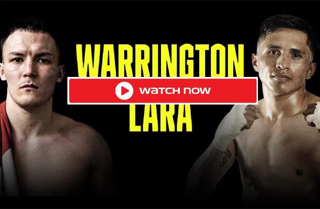 Josh Warrington vs. Mauricio Lara is the IBF featherweight title match on Saturday. Take a look at the best ways to stream this boxing matchup.