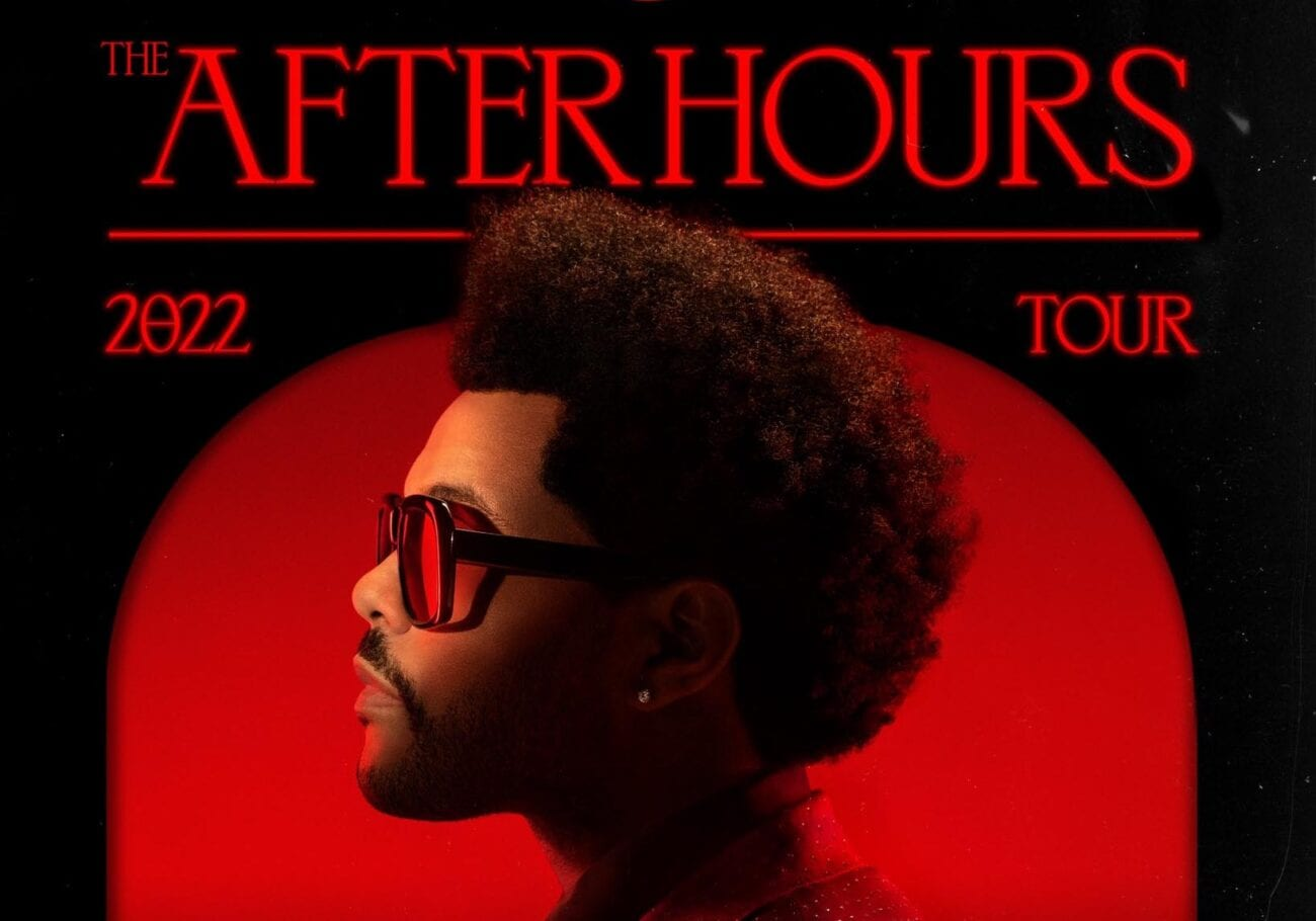 When The Weeknd posted his After Hours 2022 Tour and all the dates fans in the replies were mostly upset & confused. Here's why.