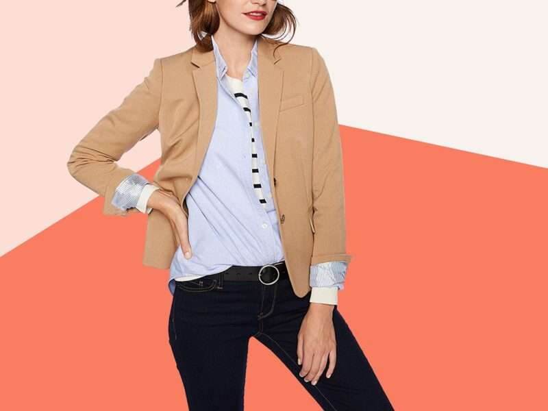 Women's blazers can be powerful statements for professional women. Take a look at the benefits of blazers and different ways to wear them.