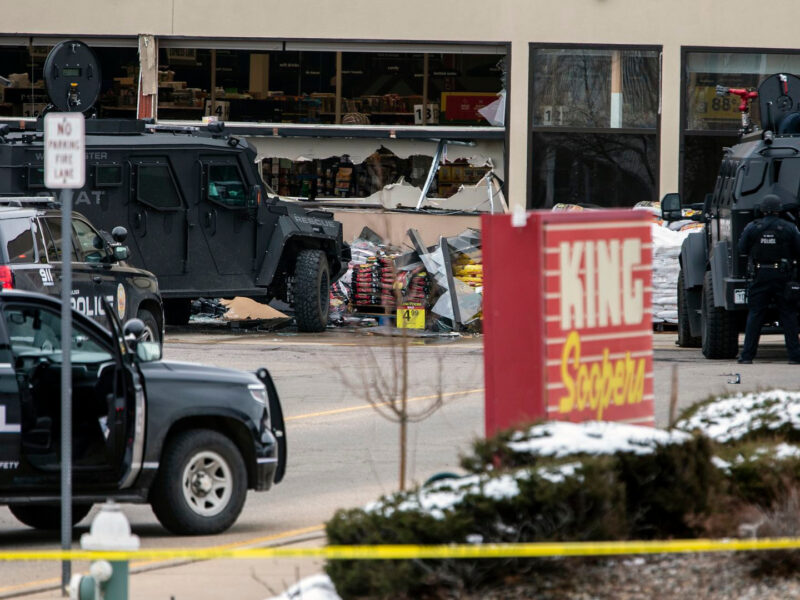 A tragic shooting in Boulder, Colorado unfolded yesterday at the King Soopers supermarket. Hear from witnesses and see what could've caused this.