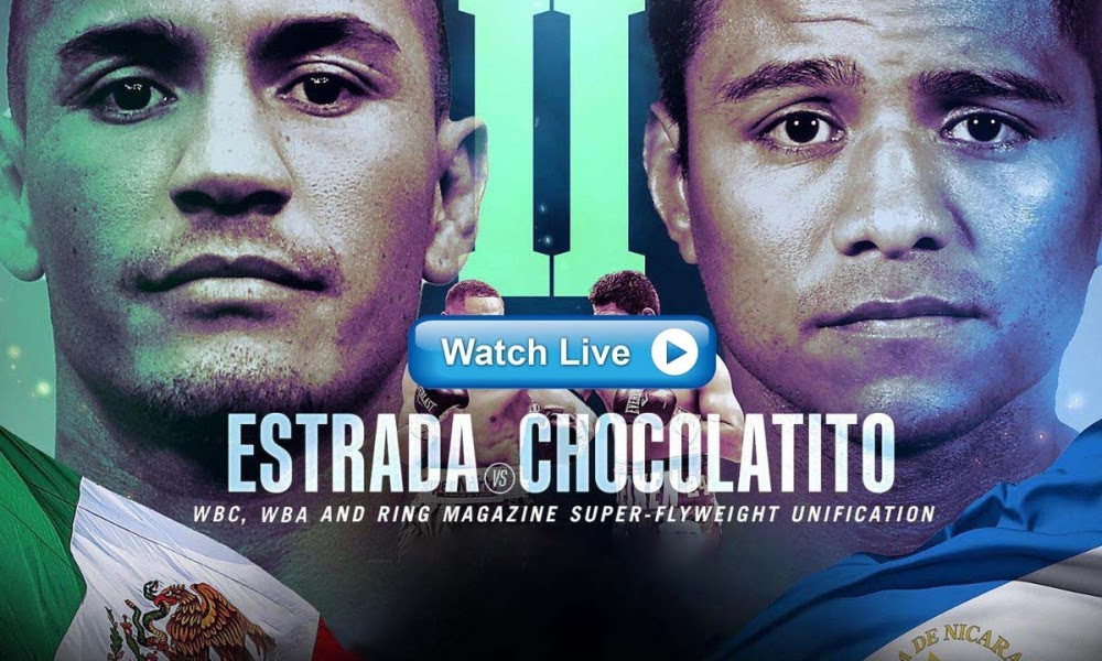 Don't miss the epic fight tonight between Estrada and Gonzales. Discover how to tune into Estrada vs. Gonzalez from anywhere in the world!