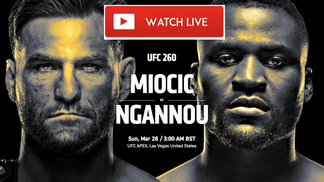 Are you away from home and worried about missing UFC 260? Watch the fight from anywhere in the world without the hassle with these tips!