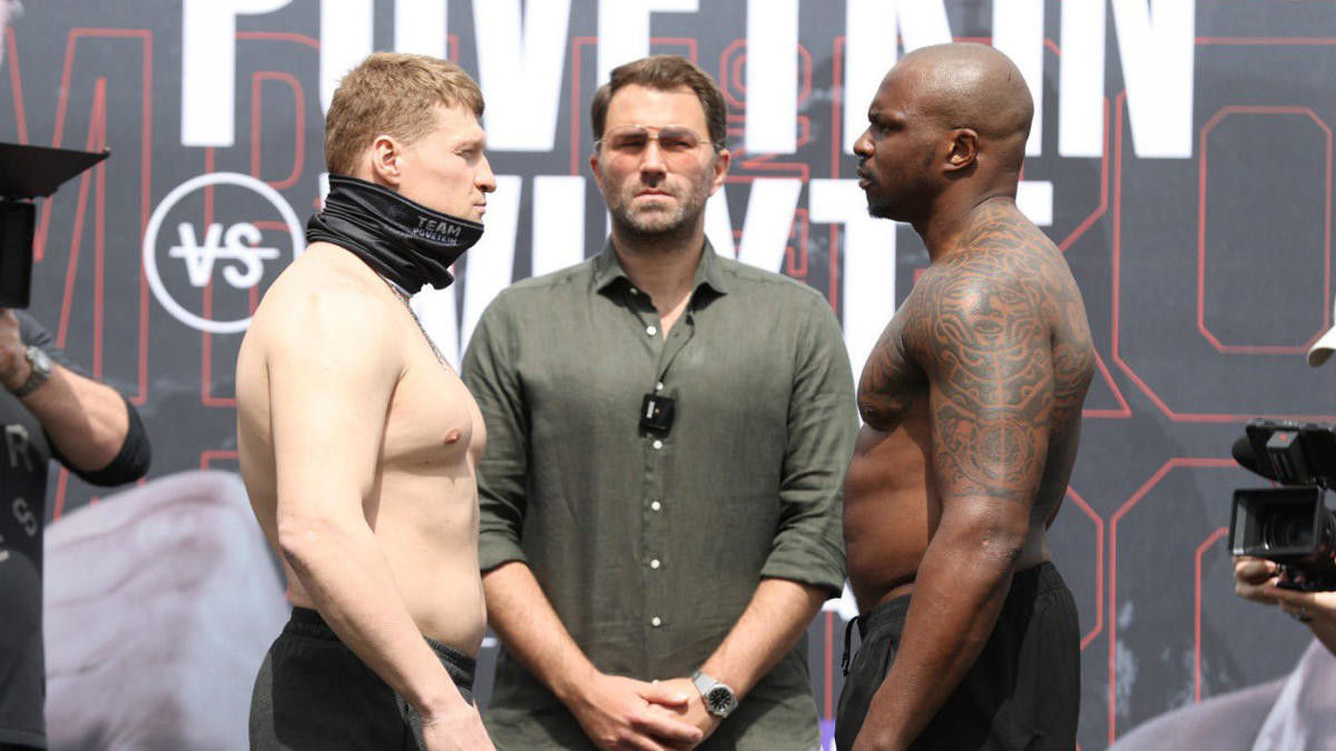 Want to catch Alexander Povetkin vs Dillian Whyte tonight? Live stream the highly anticipated boxing match from anywhere in the world.