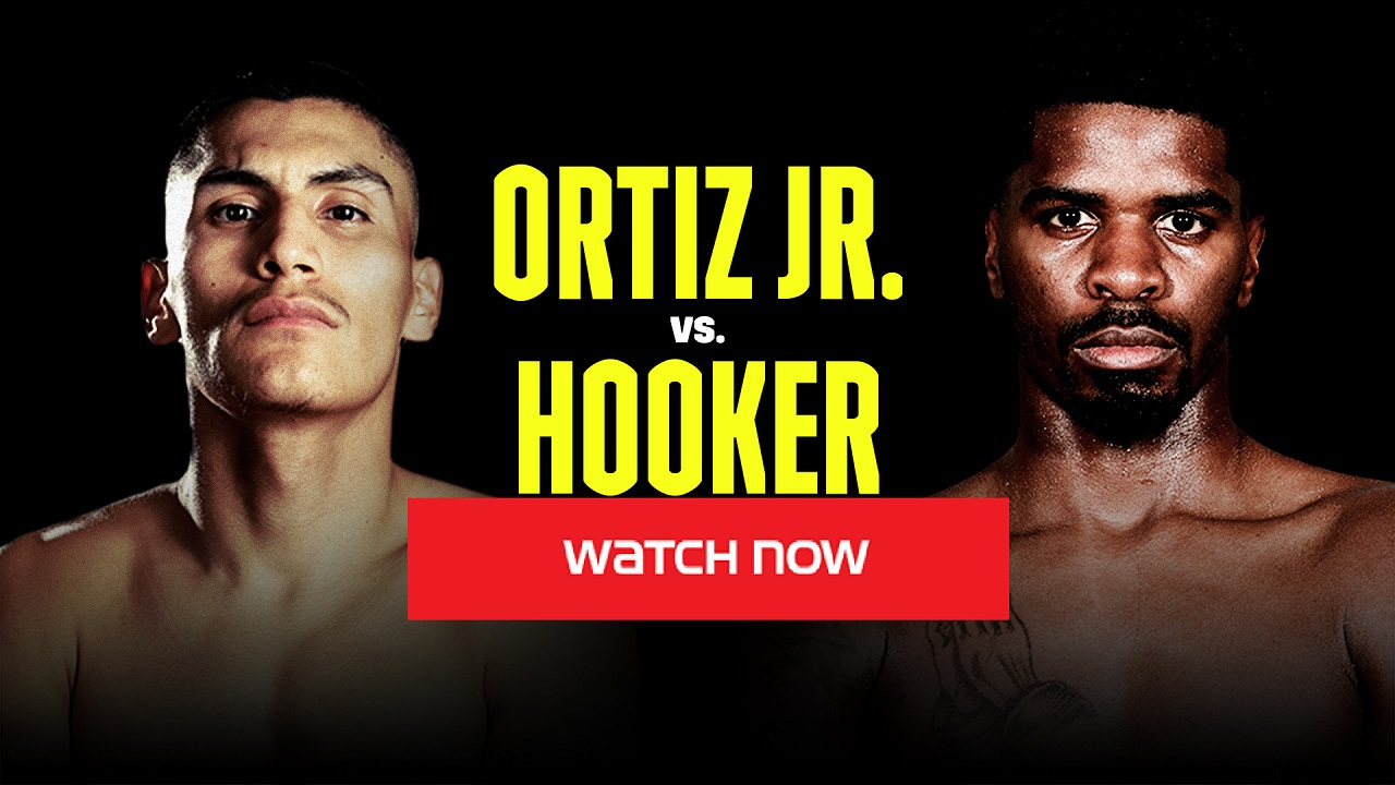 Looking forward to the Ortiz vs Hooker boxing match, but don't have a way to watch it live? We've got you covered with some great streaming options!