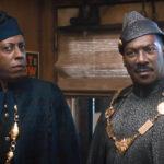 Amazon Prime's 'Coming 2 America' is coming this Friday! Stars Murphy and Hall reveal a few secrets about the first movie's cast.