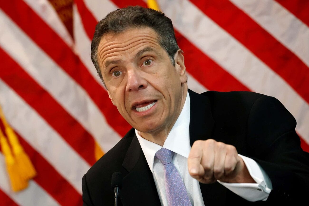 Another week, another sexual harassment accusation against Andrew Cuomo. Find out what (allegedly) happened at the New York governor's mansion!