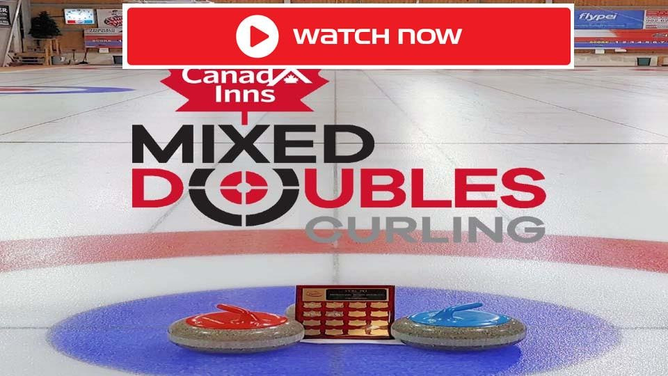Don't miss the Canadian Mixed Doubles Championship! Live stream the curling tournament from anywhere in the world right here, right now!