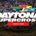 Start your engines! Watch Round 9 of the Daytona Supercross live right here, right now, and from anywhere in the world!