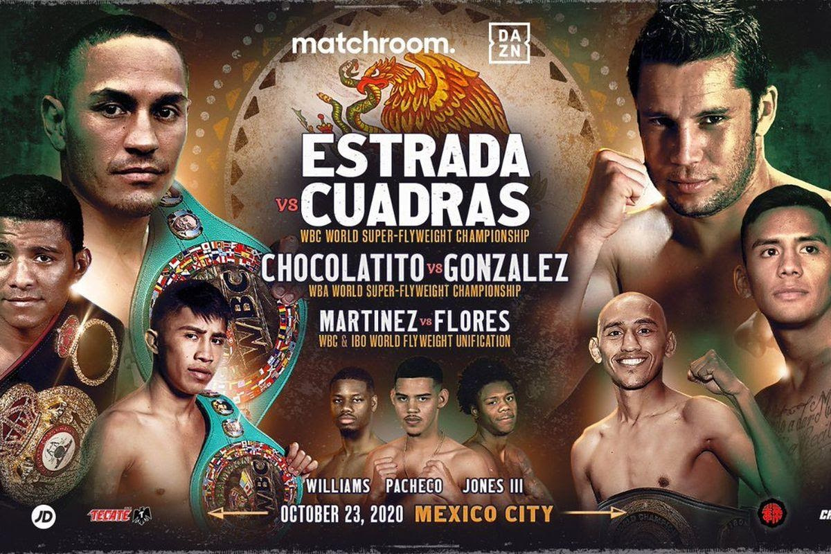 Don't miss Fight Night tonight featuring Estrada vs Gonzalez II. Live stream the big fight from anywhere in the world without the hassle!