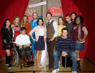The cast of 'Glee' will reunite to honor their late castmate, Naya Rivera. Why are the GLAAD awards recognizing Santana Lopez? You might be surprised.