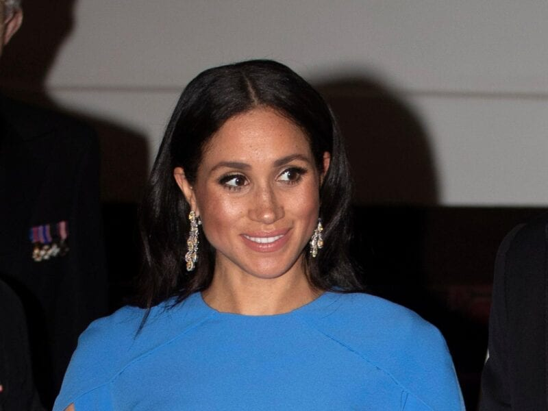 Did Meghan Markle wear the wrong earrings two years ago? The answer is more sinister than you (and Prince Harry) could imagine. Read about the allegations!