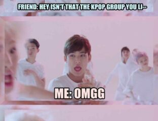 We admit it, we are as addicted to K-pop as you. Check out these K-pop memes surrounding these lovable bands and the antics of their fans.