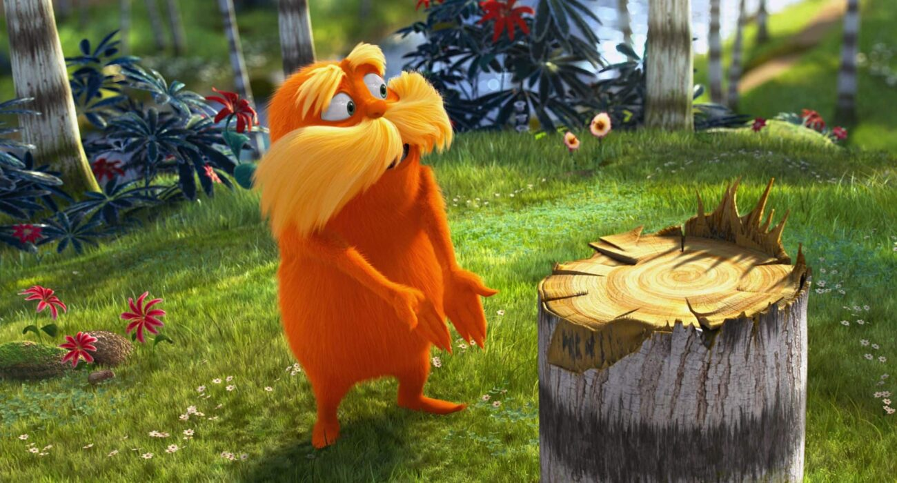 Can you believe it's been ten years since 'The Lorax' was adapted into a movie? Celebrate Dr. Seuss's birthday by laughing with these Lorax memes!