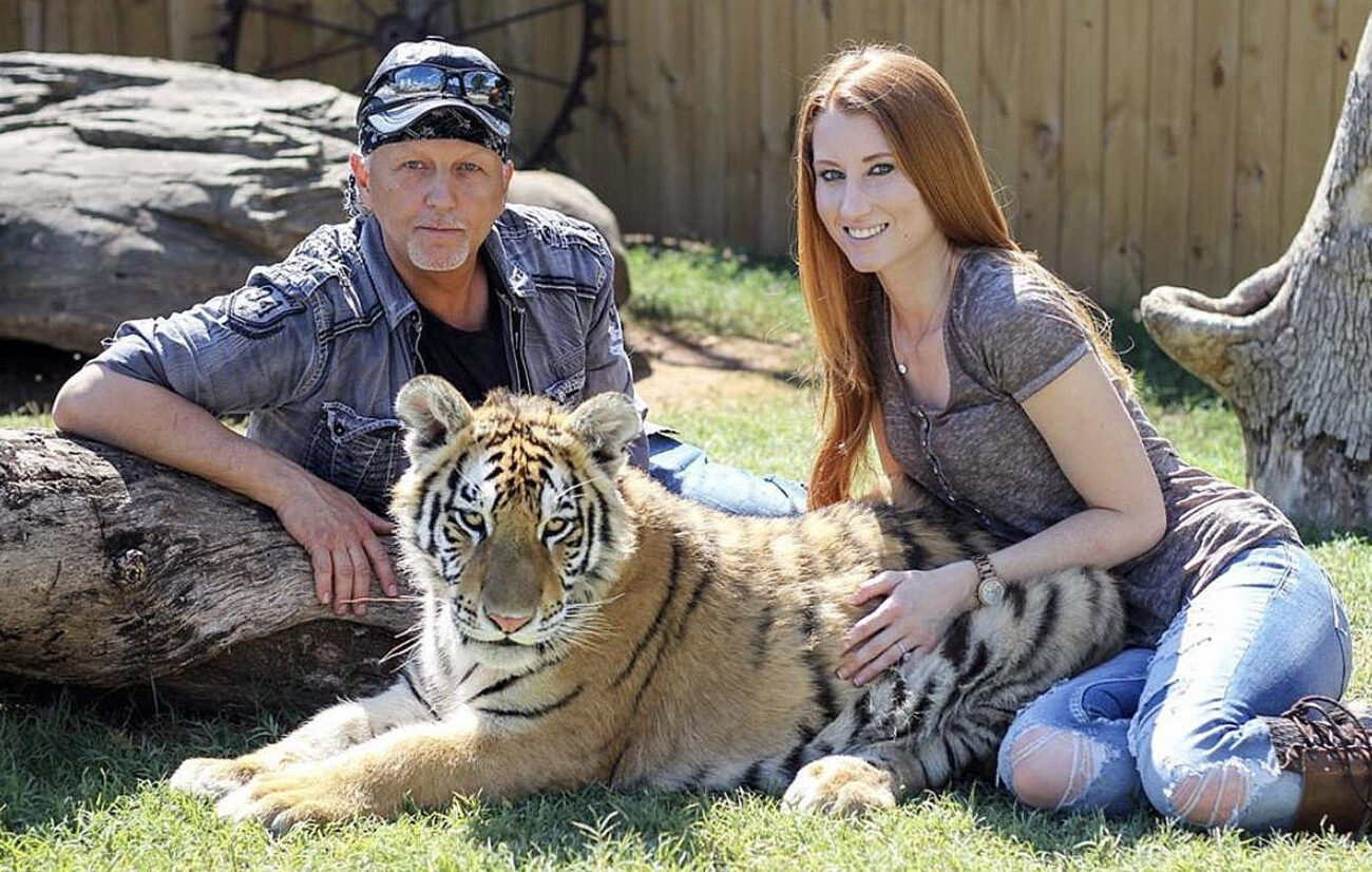Was former 'Tiger King' star Jeff Lowe poisoned last week? Delve into the latest part of this docuseries saga, and see who the culprit could be.