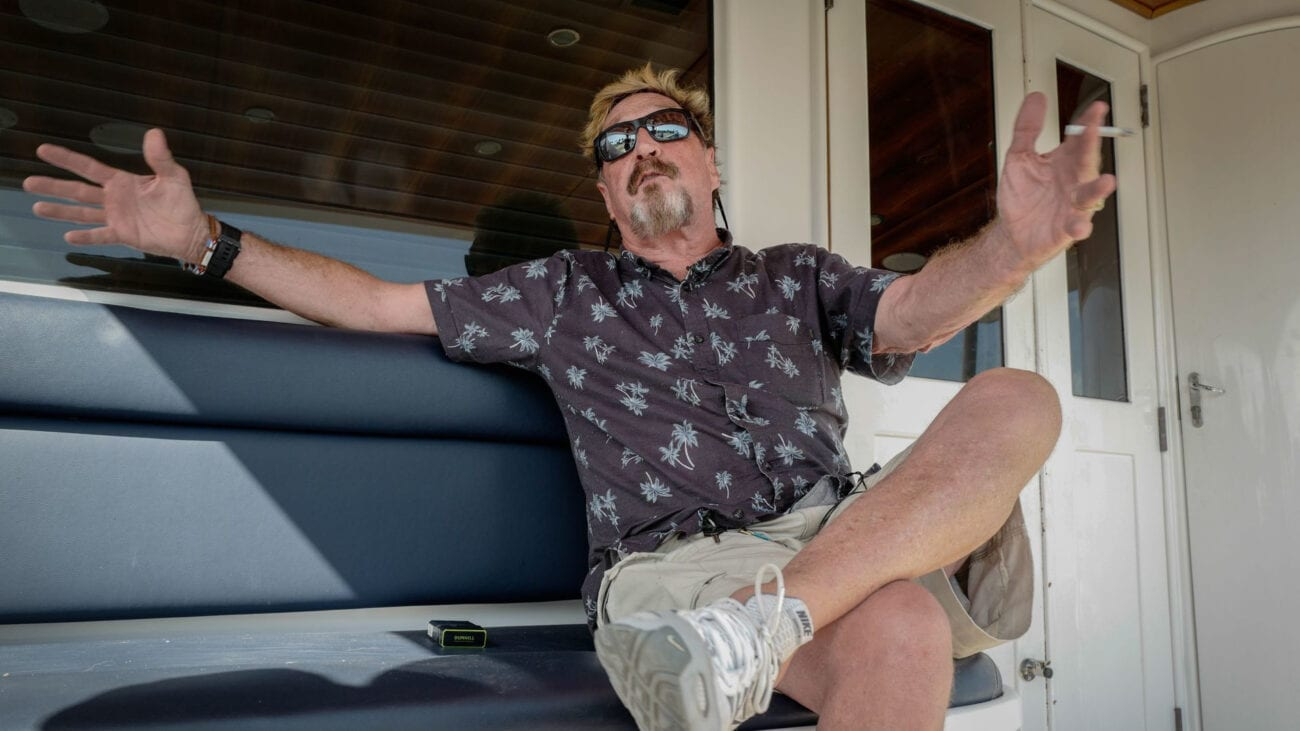 John McAfee was indicted for a pump and dump scheme that could've boosted his net worth. Check out this crazy true crime story here.