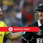 Need to live stream the T20 Cricket match? Find out how to watch the New Zealand vs Australia match from anywhere in the world now.