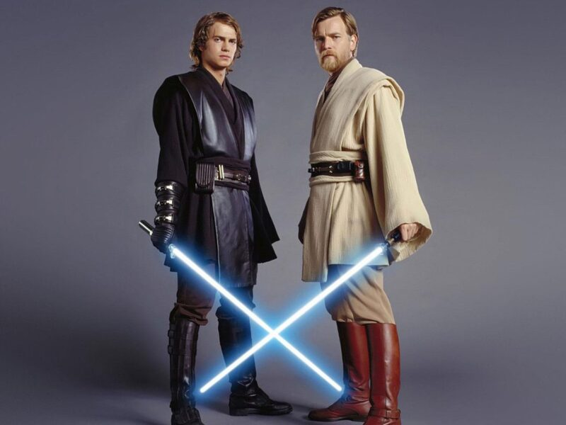 Is this the TV series you're looking for? Count your midichlorians and check out the stacked cast on the upcoming 'Obi-Wan Kenobi' Disney+ show!