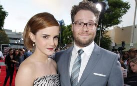 What did Seth Rogen say about Emma Watson's behavior during production of 'This is the End'? Grab your apocalyptic movie gear and check out his statement.