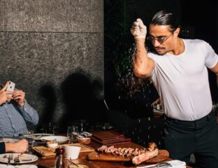 Are you dying to eat at a Salt Bae restaurant? Trust us, you're a meme away from changing your mind. Laugh with these online reactions to the chef's moves!
