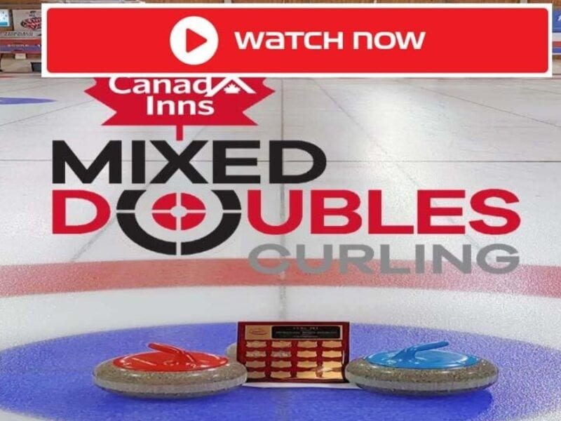 The Canadian Mixed Doubles is back. Find out how to live stream the sporting event online for free.